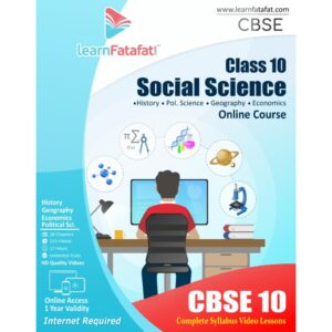 cbse 10 social science