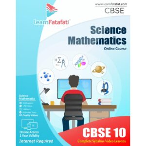 Cbse 10 Science Maths