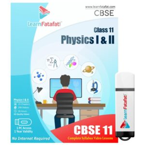CBSE 11 physics
