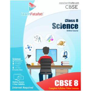 CBSE Class 8 Science online