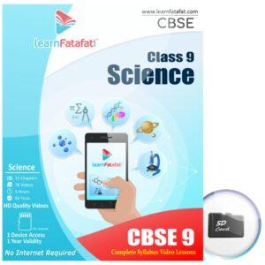 CBSE Class 9 Science NCERT CLass 9