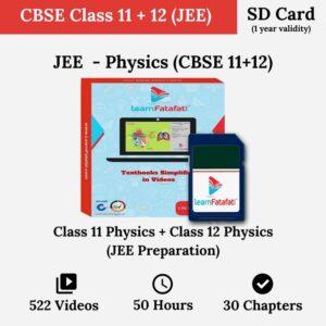 NEET/JEE CBSE 11, CBSE 12 Physics