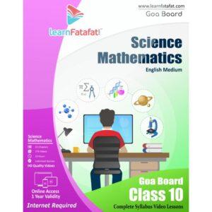 Goa Board Class 10 Online