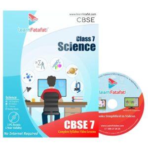 CBSE Class 7 Science DVD
