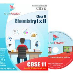 CBSE Class 11 Chemistry DVD