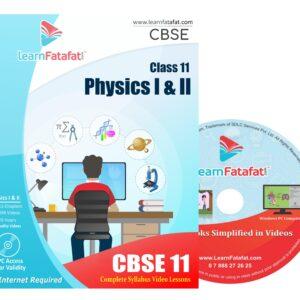 CBSE Class 11 Physics DVD