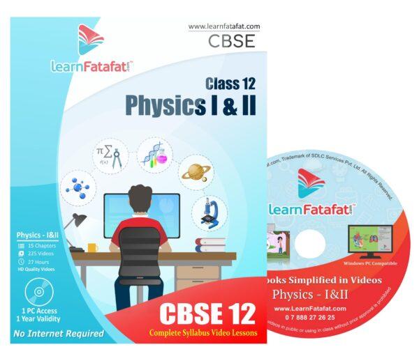 CBSE Class 12 Physics DVD