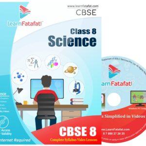 CBSE Class 8 Science DVD