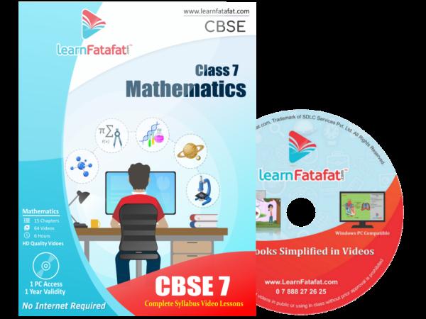 grade 7 maths dvd