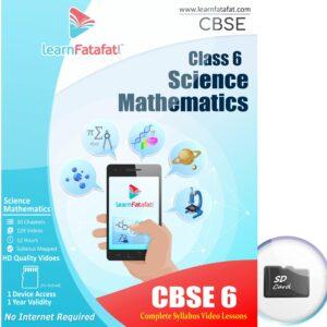 Grade 6 Maths Science SD Card