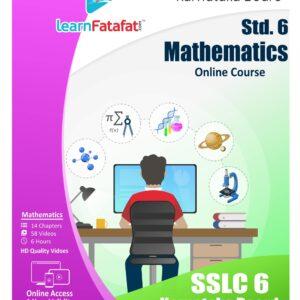 SSLC 6 Maths Online