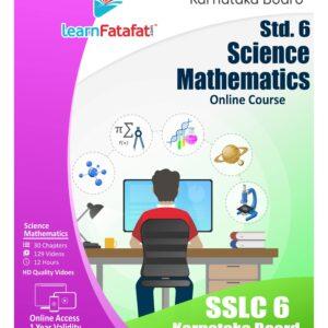 SSLC 6 Sci Math Online
