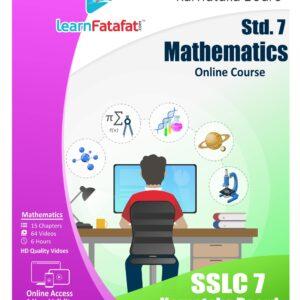 SSLC 7 Maths Online