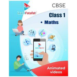 CBSE Class 1 Maths